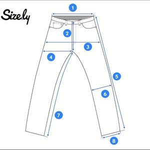 How to Measure Jeans?